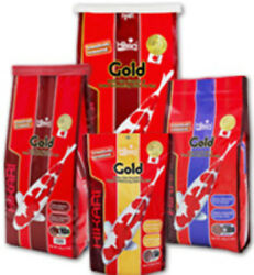 Hikari Gold Pond Food All Sizes / Want It For Less Look Inside And Save