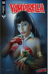 Vampirella 2 Shannon Maer Nycc Exclusive Variant Nm Blood Horror Ltd 500 Comic