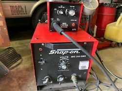 Snap On Mig / Tig Welder