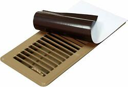 Magnetic Vent Cover For Ceiling Wall Steel Registers Easy Cutsrubberkit White
