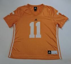 Tennessee Volunteers Vols 11 Football Jersey Adidas Size Youth Xl