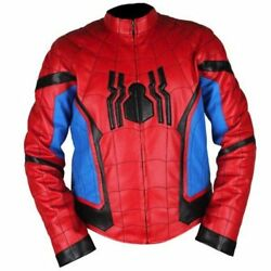 Spider-man Homecoming Leather Jacket