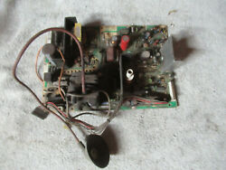 Missing Neck P717 Wells Gardner Monitor Chassis Arcade Game Pcb Board If13-2