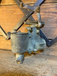 Zenith Brass Carburetor 04-c-21773 1908 Ford Model T Packard Chevy Car Truck Old