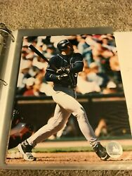 Ryan Klesko Officially Licensed 8x10 Photo San Diego Padres Batting Unsigned