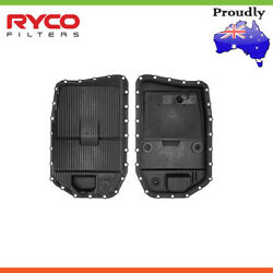 New Ryco Transmission Filter For Ford Falcon Fg X 2l 4cyl Part Number-rtk196