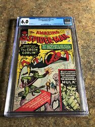 Amazing Spider-Man CGC Lot, Green Goblin Appearances  14, 17, 23, 40