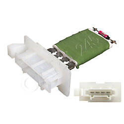 Swag Interior Blower Resistor Green For Vauxhall Opel Combo Mk Ii Tour 1845781