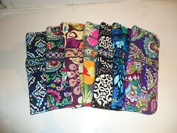 Vera Bradley Curling & Flat Iron Cover or Straighten Up & Curl Multiple Colors