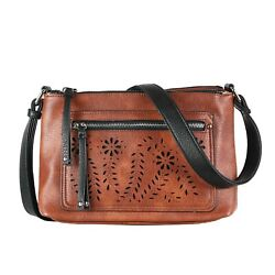 Concealed Carry Purse Hailey Crossbody by Lady Conceal Locking Gun Holster Bag $79.95