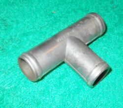 1966 1967 Ford Mustang Shelby Cougar Org 289 390 428 Thermactor Hose T-connector