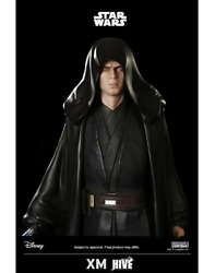 Disney XM Hive Star Wars 14 Size Anakin Skywalker Limited Statue Figure w Box