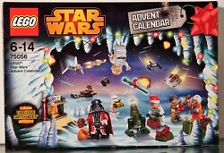 Lego Star Wars Advent Calendar New to Select: 75056