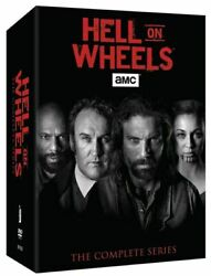 Hell on Wheels The Complete Series Box Set **US SELLER** $53.50
