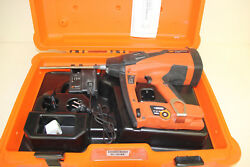 Spit Insulfast P800 Nailer With Gas Spit 18369 Insulation Nail Gun