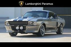 1967 Ford Mustang GT500 1967 Ford Mustang GT500 991 Miles Grey Coupe  Manual