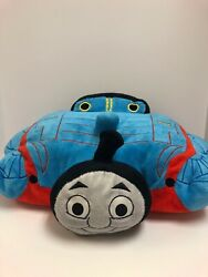 Thomas amp; Friends Thomas The Train Pillow Pets Large 20quot;X15quot; Pillow Full Size