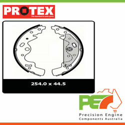 New Protex Brake Shoes - Rear For Land Rover Freelander . 4d Suv 4wd.