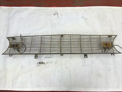 1960 Ford 200 Falcon Grille