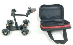 Pandc Pico Flex Table Dolly, Friction Arm Shark Clip, Bag By Photography And Cinema