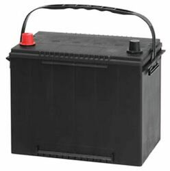Replacement Battery For Power Curber 5500 410cca Lawn Tractor And Mower 12v