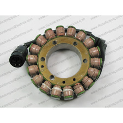Stator For 2005 Bombardier Ds650 X Atv Rick's Motorsport Electrical Inc. 21-060