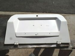 1973 1974 Vw Thing Volkswagen Deck Lid Trunk Cover