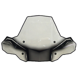Cobra Pro Tek Windshield For 1988 Kawasaki Klf300 Bayou 2x4 Atv Powermadd 24574