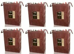 Replacement Battery For Clarke Industries 3400 36 Volts 6 Pack 36v