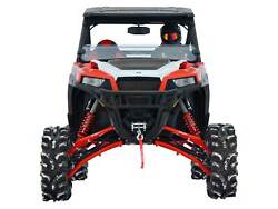 Superatv 7-10 Lift Kit And Rhino 2.0 Axles For Polaris General 2019+ - Red
