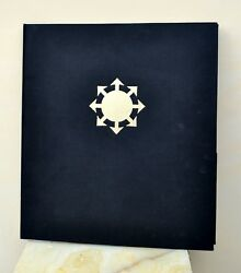 Coil Gold Is The Metal Deluxe Box Ed 155 Signed John Balance w Prints Book COA