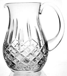 Waterford Crystal Lismore 60 Oz Pitcher Made In Ireland Vintage Euc