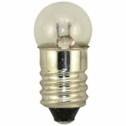 2 Replacement Bulbs For Zelco 10008 1.44w 4.80v