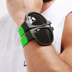 Polarized Foldable Wristband UV400 Sunglasses