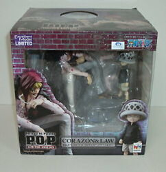 Portrait.of.pirates One Piece Limited Edition Corazon And Law Figure Megahouse