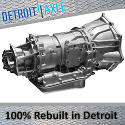 Rebuilt Transmission 5-speed Auto For 4.0l Ford Mustang 2007 2008 2009 2010