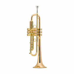 Bach Stradivarius Commercial Series Pro Bb Trumpet Outfit Lacquer