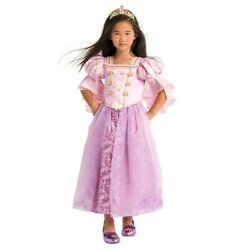 Disney Store Tangled Rapunzel Deluxe Designer Collection Costume Gown Dress 4