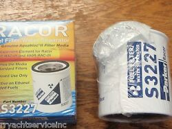 Lot Of 24 Racor Gas 62 S3227 320rrac01 Outboard Replacement Filter Boat Engine