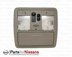 Genuine Nissan Map Lamp Assembly 96980-zk22b
