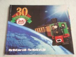 The World Of Lgb Catalog 1998 Trains New Items Cars Locomotives Book 179 Pages