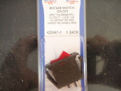 Rocker Switch Seadog 4204411 Off/on Lighted Marine Boat Parts Boating Mall Store