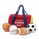Toy-Playset-My First Sports Bag-Plush (8 )