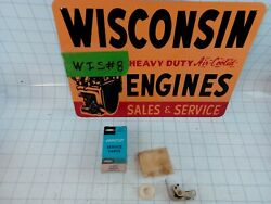 Wico New Old Stock Contact Points X16876c Free Sandh