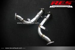 Res Catless Downpipe For Audi S5 8t3/8ta/8f7 2008-2016 3.0t/4.2