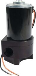 Water Pump - Electric - 12 An Female O-ring Inlet And Outlet - Remote Mount - Al