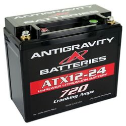 Battery - Lithium-ion - 12v - 720 Cranking Amp - Top Post Screw-in Terminals - 5