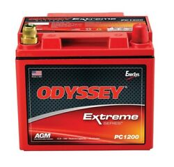 Battery - Extreme Series - Agm - 12v - 725 Cranking Amp - Top Post Terminals - 7