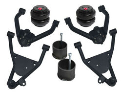 L Chevy Monte Carlo 1971-1977 Upper And Lower Control Arms With Air Springs