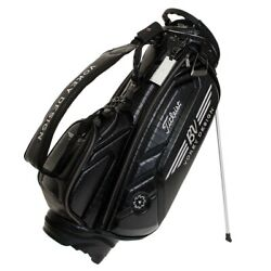 TITLEIST Golf Men's Stand Caddy Bag VOKEY DESIGN 47 Inch 4.6kg CBS9VW Black NEW